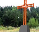 DMS KRUST – Възпоменателен кръст във Велинград