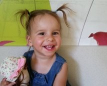 DMS LORA -Лора Ангелова,  1 год. и 6 м.